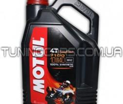 Масло моторное MOTUL 7100 4T SAE 10W-40