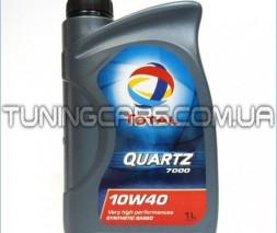 Масло моторное Total QUARTZ 7000 10W-40