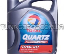 Масло моторное Total QUARTZ 7000 ENERGY 10W-40
