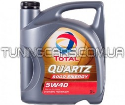 Масло моторное Total QUARTZ 9000 ENERGY 5W-40
