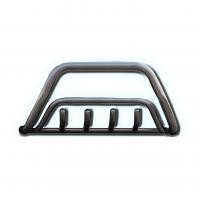 Защита переднего бампера для Nissan Pathfinder F1-17 d60мм x 1.6