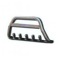 Защита переднего бампера для Nissan Pathfinder F1-22 d60мм x 1.6