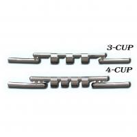 Защита переднего бампера для Hyundai ix-35 F3-08 d60мм x 1.6