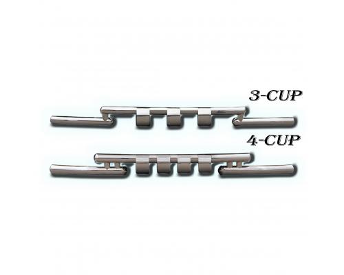 Защита переднего бампера для Nissan Pathfinder F3-08 d60мм x 1.6
