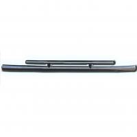 Защита переднего бампера для Nissan Pathfinder F3-20 d60мм x 1.6
