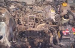 Снятие головки блока цилиндров на автомобиле Daewoo lanos 1.6 16