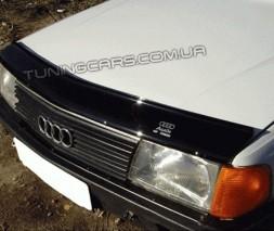 Дефлектор капота AUDI 100 ( 44кузов С3) с 1983-1991 г.в.