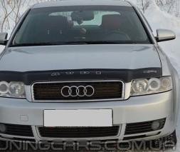 Дефлектор капота Audi A4, S4