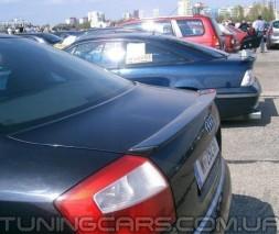 Лип спойлер Audi A4 8E, Ауди А4 8Е (2001+)