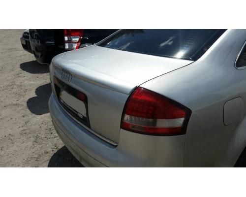 Спойлер Audi A6 [1998-2003] Сабля