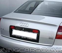 """Лип спойлер """"S-Line"""" Audi A6 C5, Ауди А6 Ц5"""