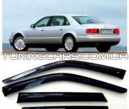 Дефлекторы окон Audi A8 D2 1994+, Ветровики Ауди А8 Д2