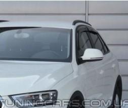 Дефлекторы окон Audi Q3 5d 2011+, Ветровики Ауди Кью3 5д