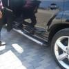 Пороги Audi Q7 FB001 (Twist)