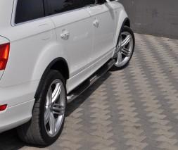 Пороги Audi Q7 TT002 (Dragos)
