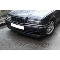 Накладки на фары (реснички) BMW E36, БМВ Е36
