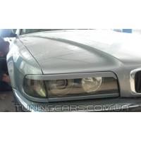 Накладки на фары (реснички) BMW E38, БМВ Е38