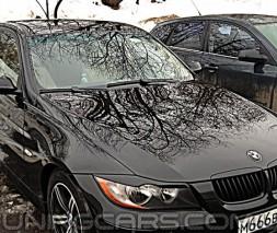 Накладки на фары (реснички) BMW Е90