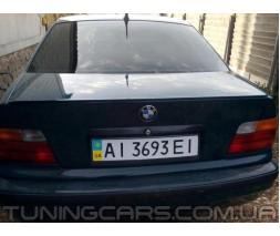 Лип спойлер BMW E36, БМВ Е36