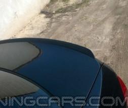 Лип спойлер (Сабля) BMW E90, БМВ Е90