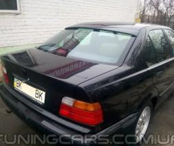Спойлер на стекло (Бленда) БМВ Е36, BMW E36