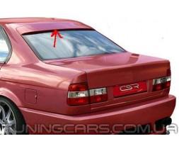 Спойлер на заднее стекло BMW E30, БМВ Е30