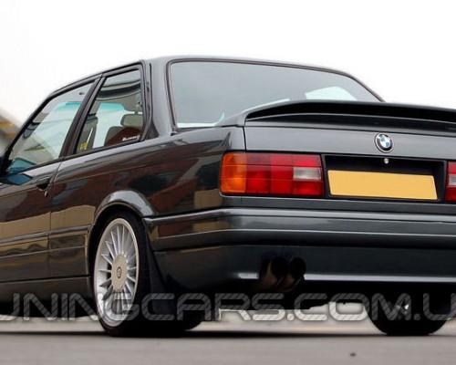 Бампер задний BMW E30 M Tech 2, БМВ Е30 М-Тех 2