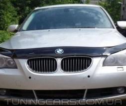 Дефлектор капота BMW 5-Series E60