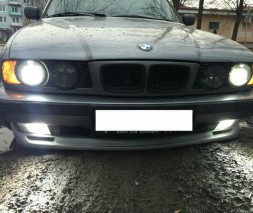 """Юбка передняя BMW 5 (E34) """"M-Sport"""""""