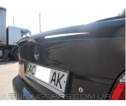 Cпойлер BMW E39, БМВ Е39