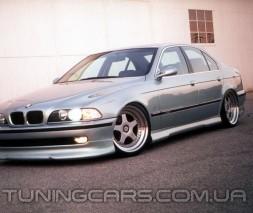 """Накладки на пороги BMW E39 """"Hamann"""", БМВ Е39"""