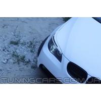 Накладки на фары (реснички) BMW E60