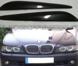 Накладки на фары (реснички) BMW E39 Bad Look