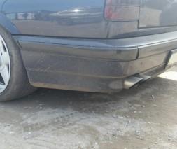 "Накладка на задний бампер BMW 5 (E34) ""Шницер"""