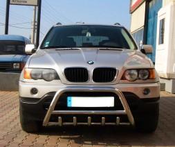 Кенгурятник BMW X5, X6 F1-03