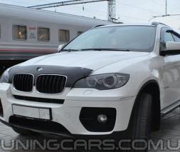 Дефлектор капота BMW X5, Х6 E70