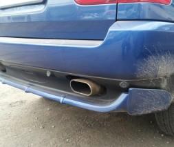 Юбка задняя BMW X5 (E53)