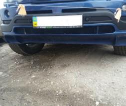 Юбка передняя BMW X5 (E53)