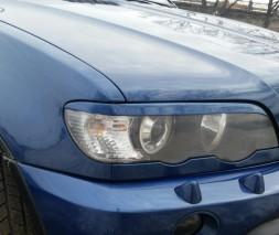 Реснички BMW X5 (E53)