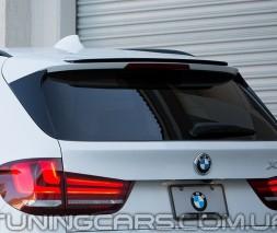 "Лип спойлер BMW X5 F15 ""M-performance"", БМВ Х5 Ф15"