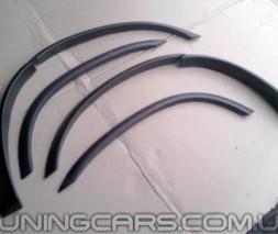 Арки колес BMW X5 E53, БМВ Е53 Х5