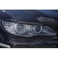 Накладки на фары (реснички) BMW X6 E71