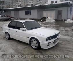 Дверные накладки (Листва) BMW E30 М-Тех 2, БМВ Е30