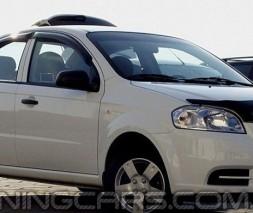 Дефлектор капота Chevrolet Aveo 2003-2011