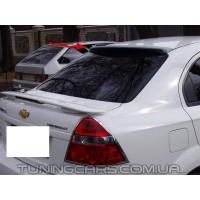Спойлер на крышу Chevrolet Aveo 2, Шевроле Авео