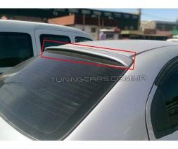 Спойлер на крышу для Chevrolet Aveo 3