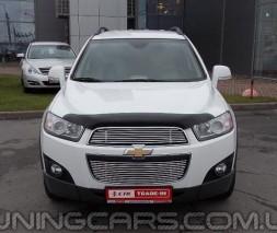Дефлектор капота Chevrolet Captiva 2012+