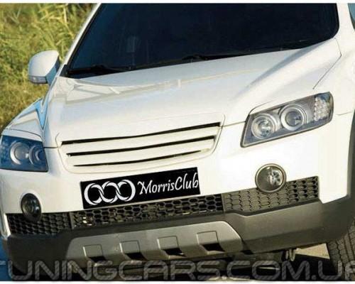 Решетка радиатора для Chevrolet Captiva, Шевроле Каптива