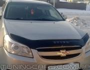 Дефлектор капота Chevrolet Epica 2006+ SIM