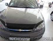 Дефлектор капота Chevrolet Lacetti hb 2004+